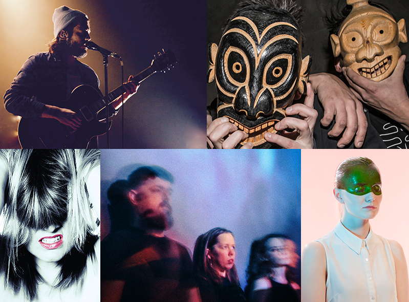 Días Nórdicos: Five Nordic Acts on Tour in Latin America